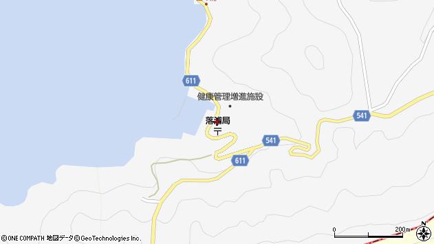 大分県津久見市四浦3725周辺の地図