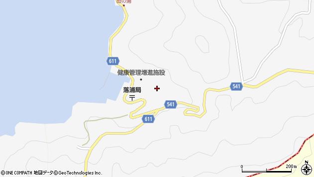 大分県津久見市四浦3910周辺の地図