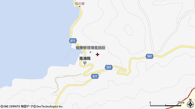大分県津久見市四浦3937周辺の地図