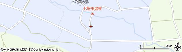大分県竹田市久住町大字有氏3905周辺の地図