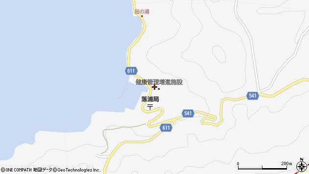 大分県津久見市四浦3960周辺の地図