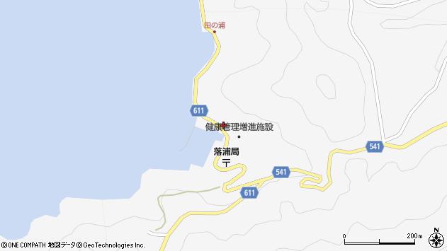 大分県津久見市四浦3963周辺の地図