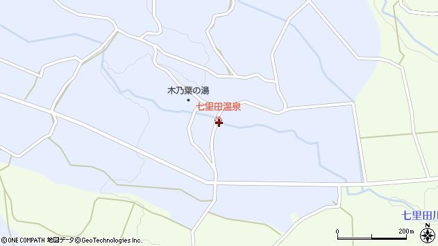 大分県竹田市久住町大字有氏3910周辺の地図