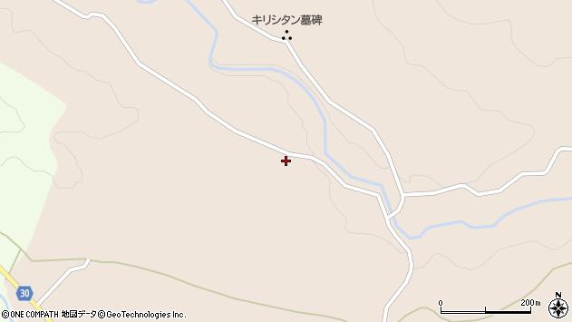 大分県竹田市直入町大字長湯4327周辺の地図