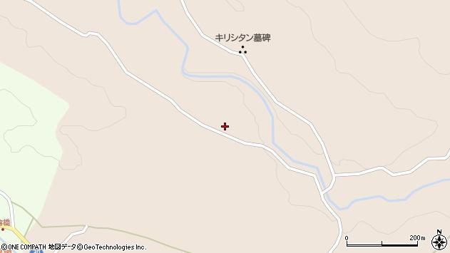 大分県竹田市直入町大字長湯4340周辺の地図