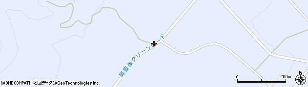 大分県竹田市久住町大字有氏2370周辺の地図