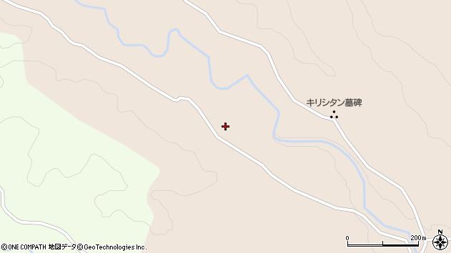 大分県竹田市直入町大字長湯4390周辺の地図