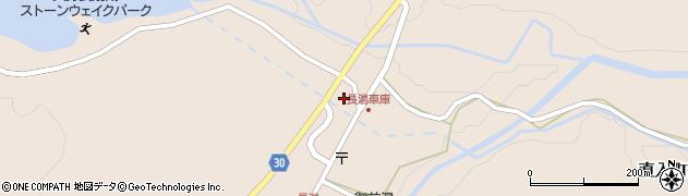 大分県竹田市直入町大字長湯8057周辺の地図