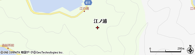 大分県津久見市網代3999周辺の地図