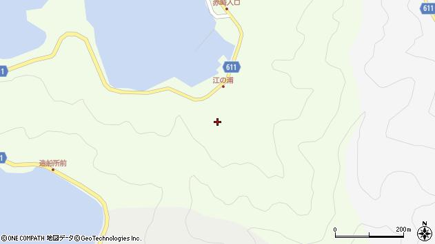 大分県津久見市網代3723周辺の地図