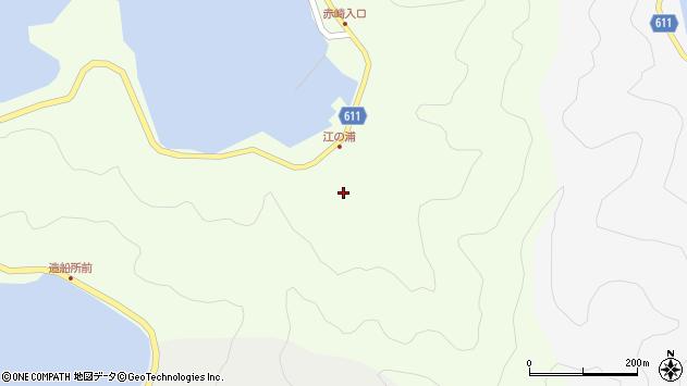 大分県津久見市網代3823周辺の地図