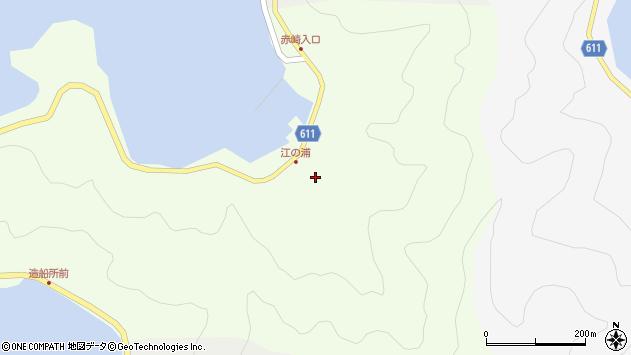 大分県津久見市網代3843周辺の地図