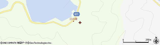 大分県津久見市網代4089周辺の地図