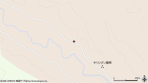 大分県竹田市直入町大字長湯4626周辺の地図