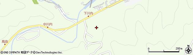 大分県津久見市上青江6026周辺の地図