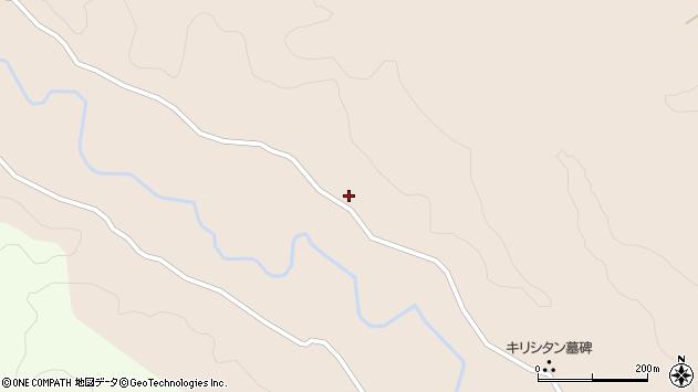 大分県竹田市直入町大字長湯4643周辺の地図