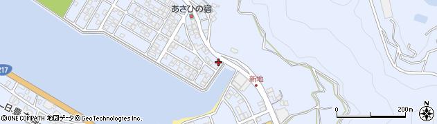 大分県津久見市千怒5065周辺の地図