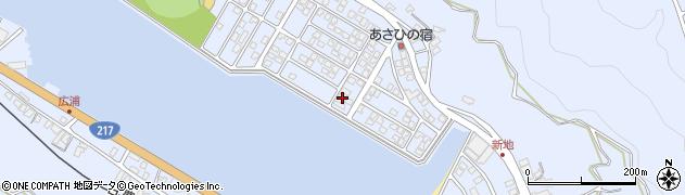 大分県津久見市千怒5231周辺の地図