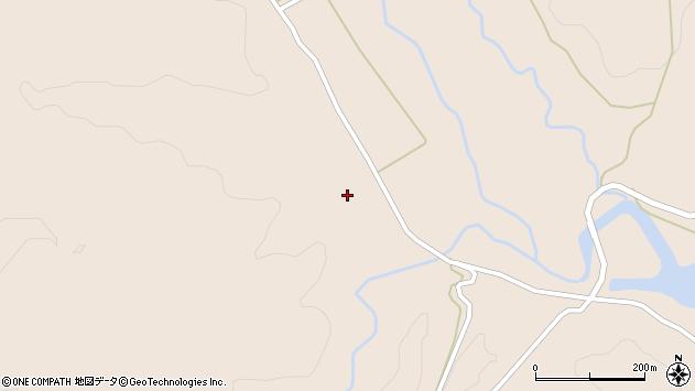 大分県竹田市直入町大字長湯7144周辺の地図
