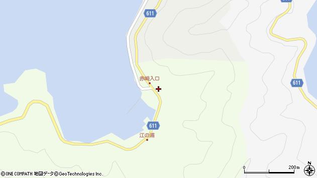 大分県津久見市網代4627周辺の地図