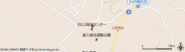 大分県竹田市直入町大字長湯8208周辺の地図