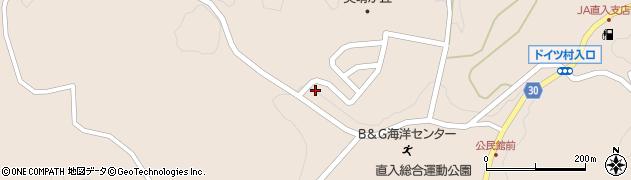 大分県竹田市直入町大字長湯9067周辺の地図