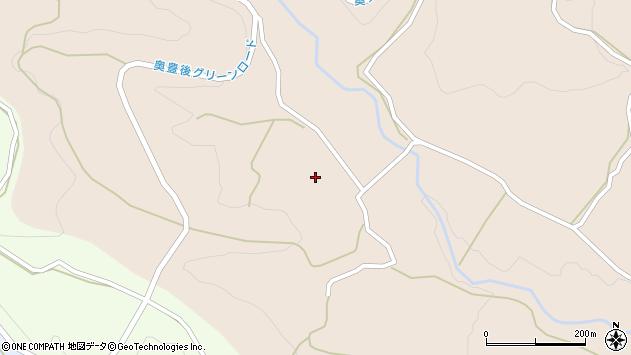 大分県竹田市直入町大字長湯5281周辺の地図