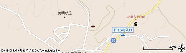 大分県竹田市直入町大字長湯9066周辺の地図