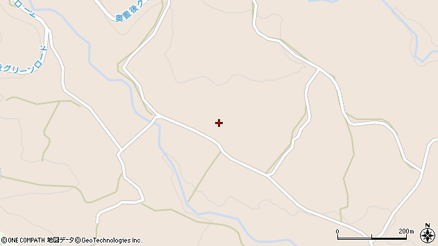 大分県竹田市直入町大字長湯5614周辺の地図