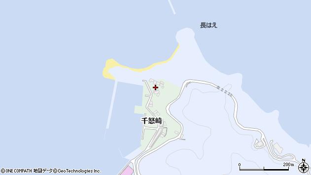 大分県津久見市千怒4959周辺の地図
