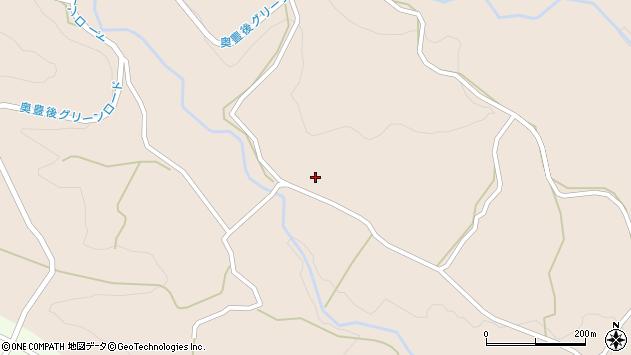 大分県竹田市直入町大字長湯5601周辺の地図