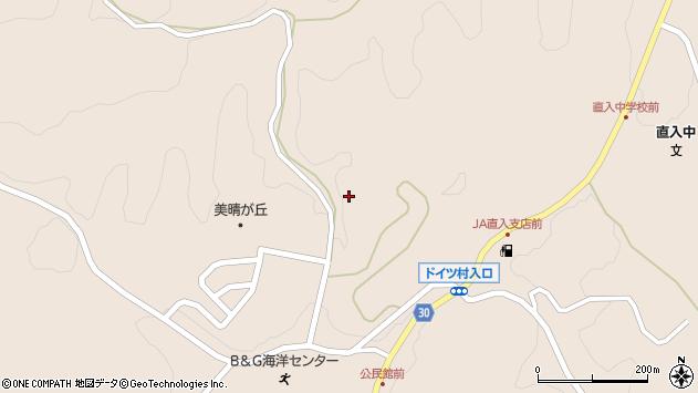 大分県竹田市直入町大字長湯9085周辺の地図