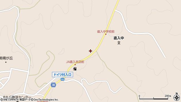 大分県竹田市直入町大字長湯9064周辺の地図