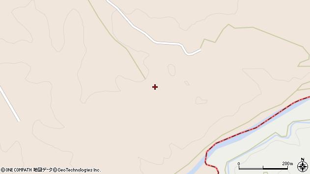 大分県竹田市直入町大字長湯8572周辺の地図