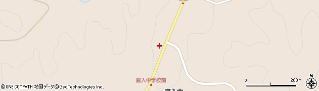 大分県竹田市直入町大字長湯9029周辺の地図