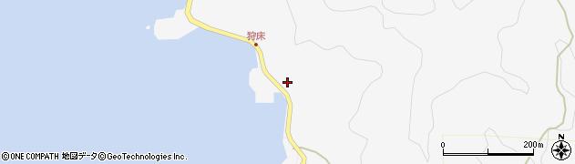 大分県津久見市四浦6567周辺の地図