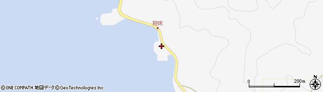 大分県津久見市四浦6585周辺の地図