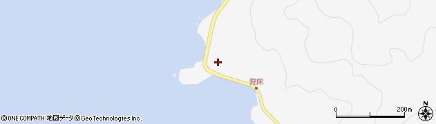 大分県津久見市四浦6617周辺の地図