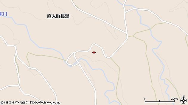大分県竹田市直入町大字長湯6426周辺の地図