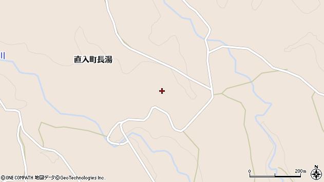 大分県竹田市直入町大字長湯6436周辺の地図