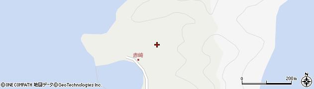大分県津久見市網代5426周辺の地図