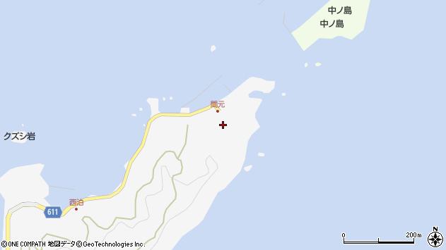 大分県津久見市四浦7401周辺の地図