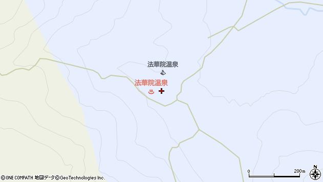 大分県竹田市久住町大字有氏1778周辺の地図