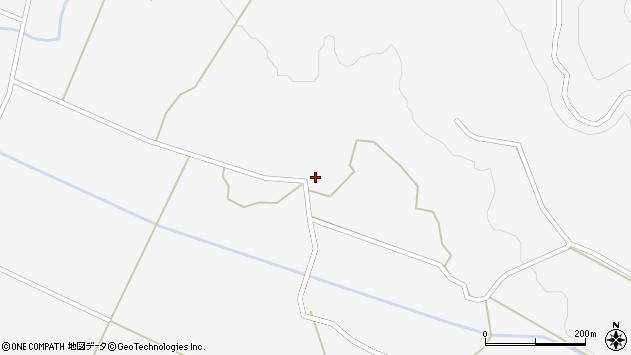 大分県玖珠郡九重町田野2421周辺の地図
