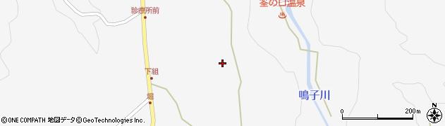 大分県玖珠郡九重町田野1444周辺の地図