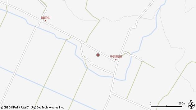 大分県玖珠郡九重町田野2415周辺の地図