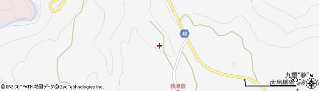 大分県玖珠郡九重町田野1072周辺の地図