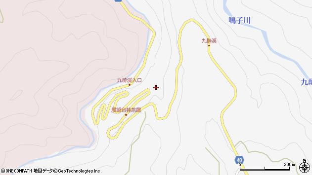 大分県玖珠郡九重町田野953周辺の地図