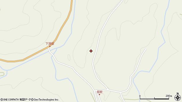 大分県玖珠郡九重町菅原766周辺の地図