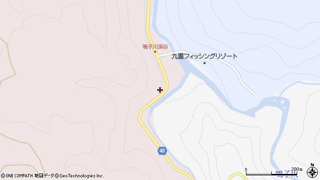 大分県玖珠郡九重町町田3745周辺の地図